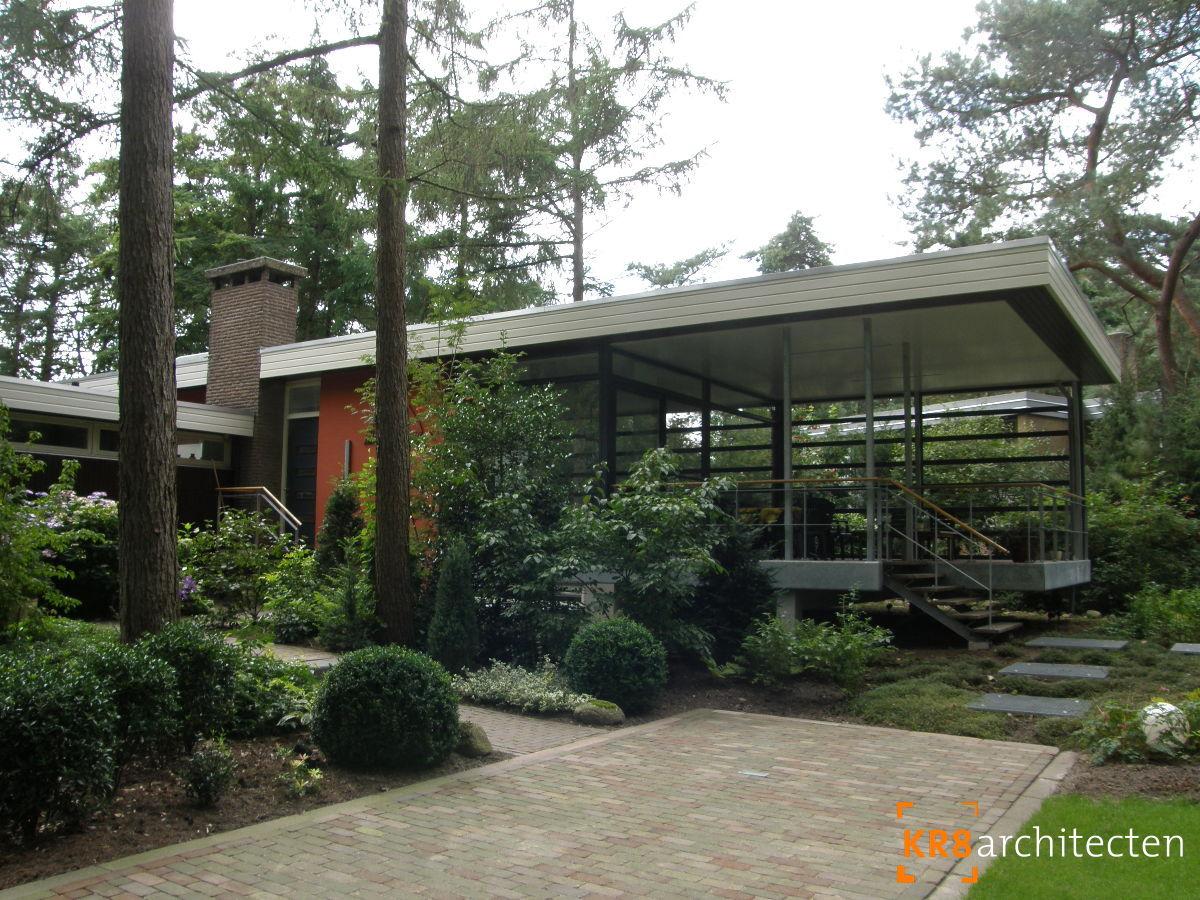 Uitbreiding en verbouw woonhuis emmen kr8architecten borger